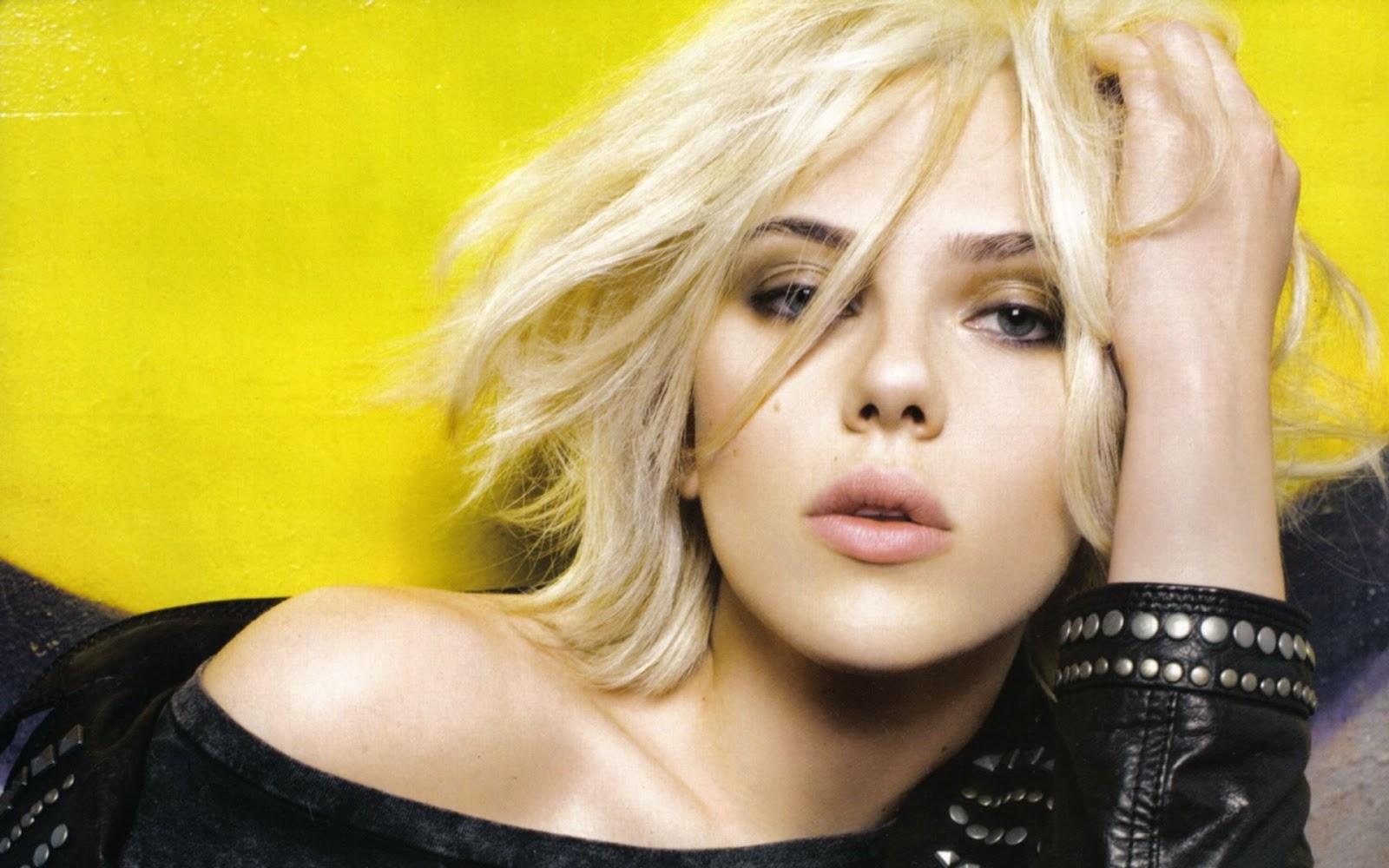 Like Every Body: Scarlett Johansson HD Wallpapers 2012
