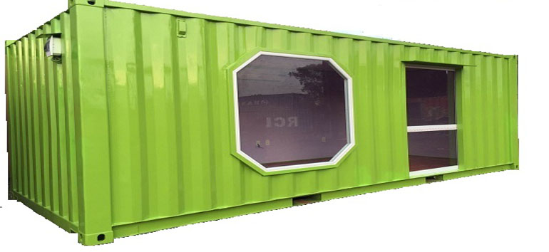Kích thước container 45