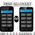 Recovery TWRP para Smart kicka 4.4.2 e kernel 3.4.67 (MT6572) VFD 685 & VFD 695