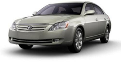 Famous Car Manual: Toyota Avalon 2006 Factory Service ...