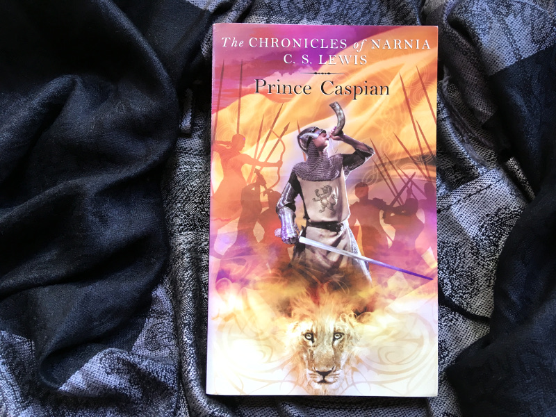 Prince Caspian Cover