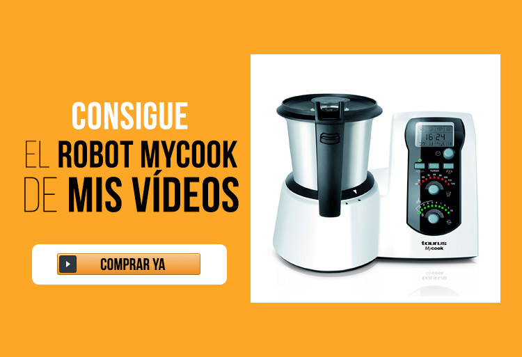 Robot de Cocina por Inducción Taurus MyCook