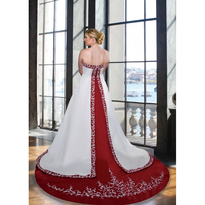 Red And White Wedding Dresses: Latest Fashion Trends For Men And Women In Pakistan: Red