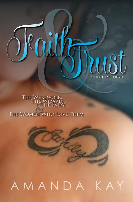 Release Day: Faith and Trust by Amanda Kay