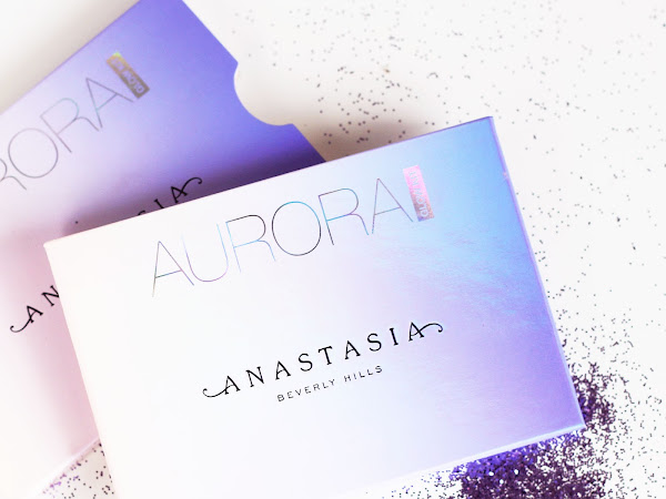 NEW Anastasia Aurora Glow Kit: A Look & Swatches