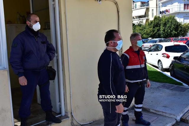 Αργολίδα: Τι ισχύει για επισκεπτήρια και παραμονή συνοδών ασθενών στα Νοσοκομεία Άργους και Ναυπλίου