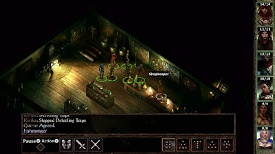 Planescape Torment And Icewind Dale Enhanced Editions Game Screenshot 4