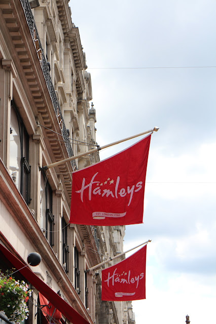 londres, hamleys