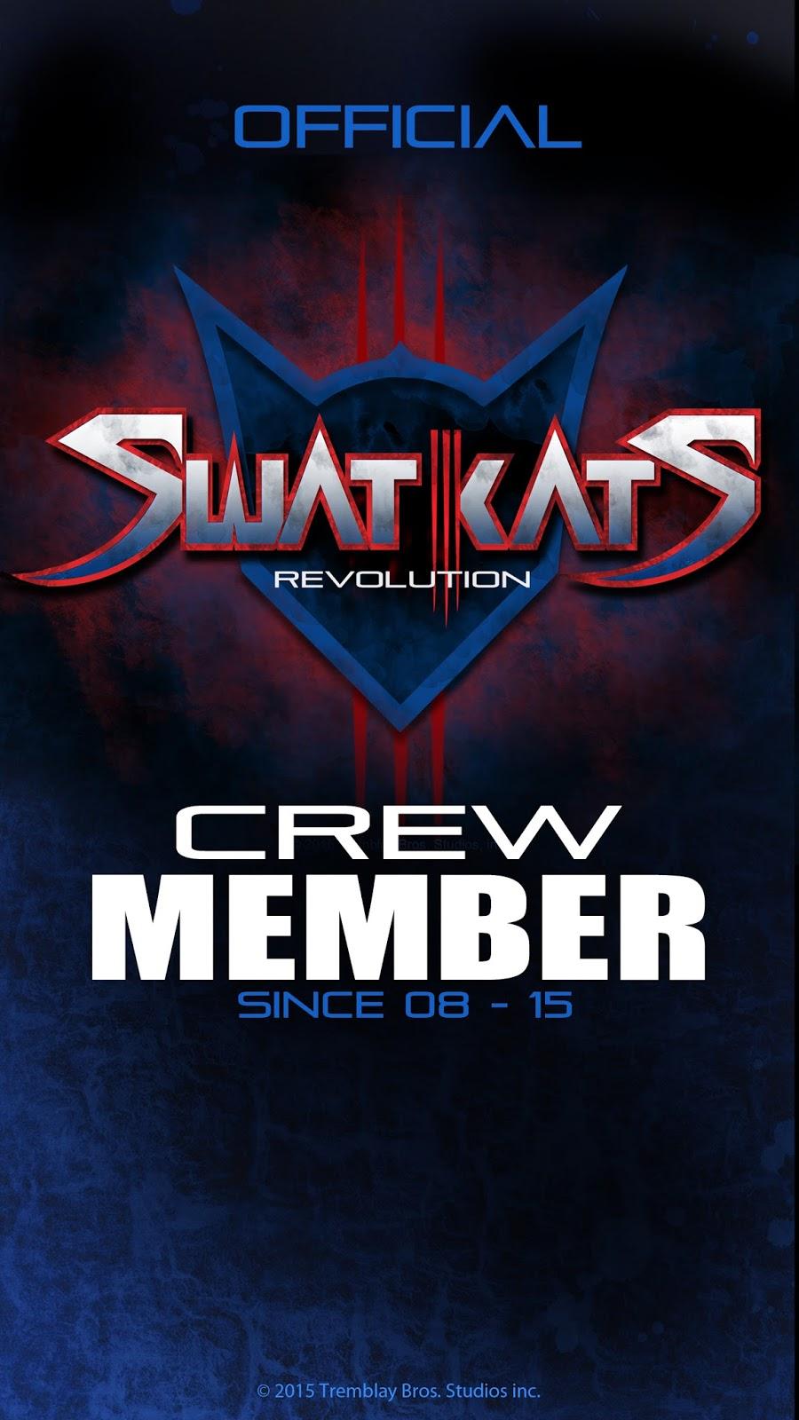 Swat Kats Revolution Mobile Wallpapers