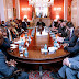 Photos As President Buhari, Dangote, Tinubu Meet Top US Companies CEOs +