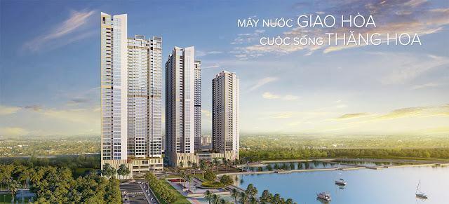Phối cảnh dự án Mon City