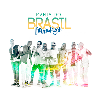 CD Turma do Pagode - Surpresa De Amor (Bate Bola DVD Mania do Brasil 2014)