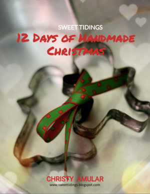 DOWNLOAD MY 12 DAYS OF HANDMADE CHRISTMAS EBOOK