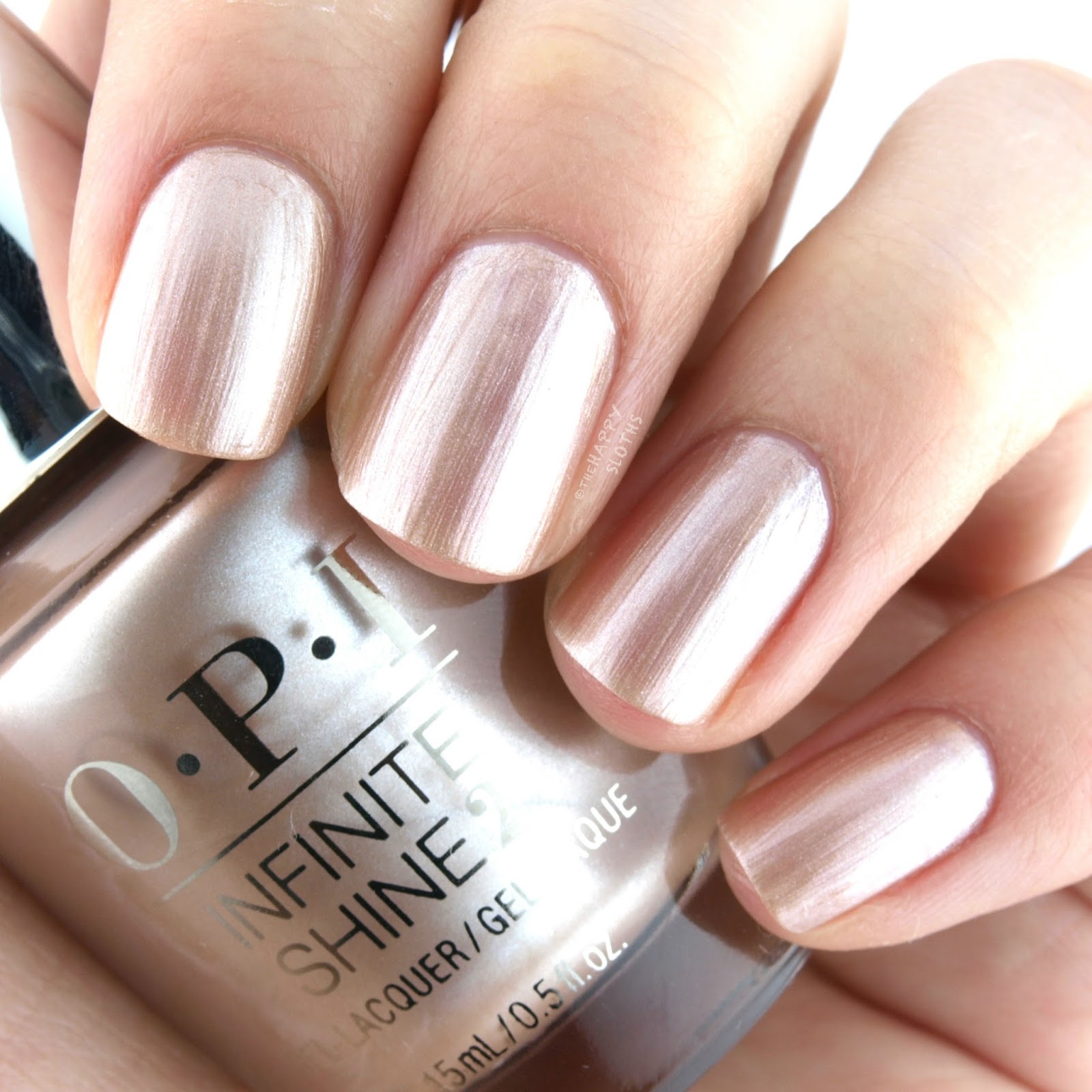 OPI Infinite Shine Cosmo-Not Tonight Honey!