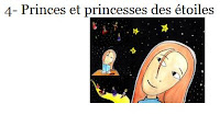 4-Princes et princesses des étoiles