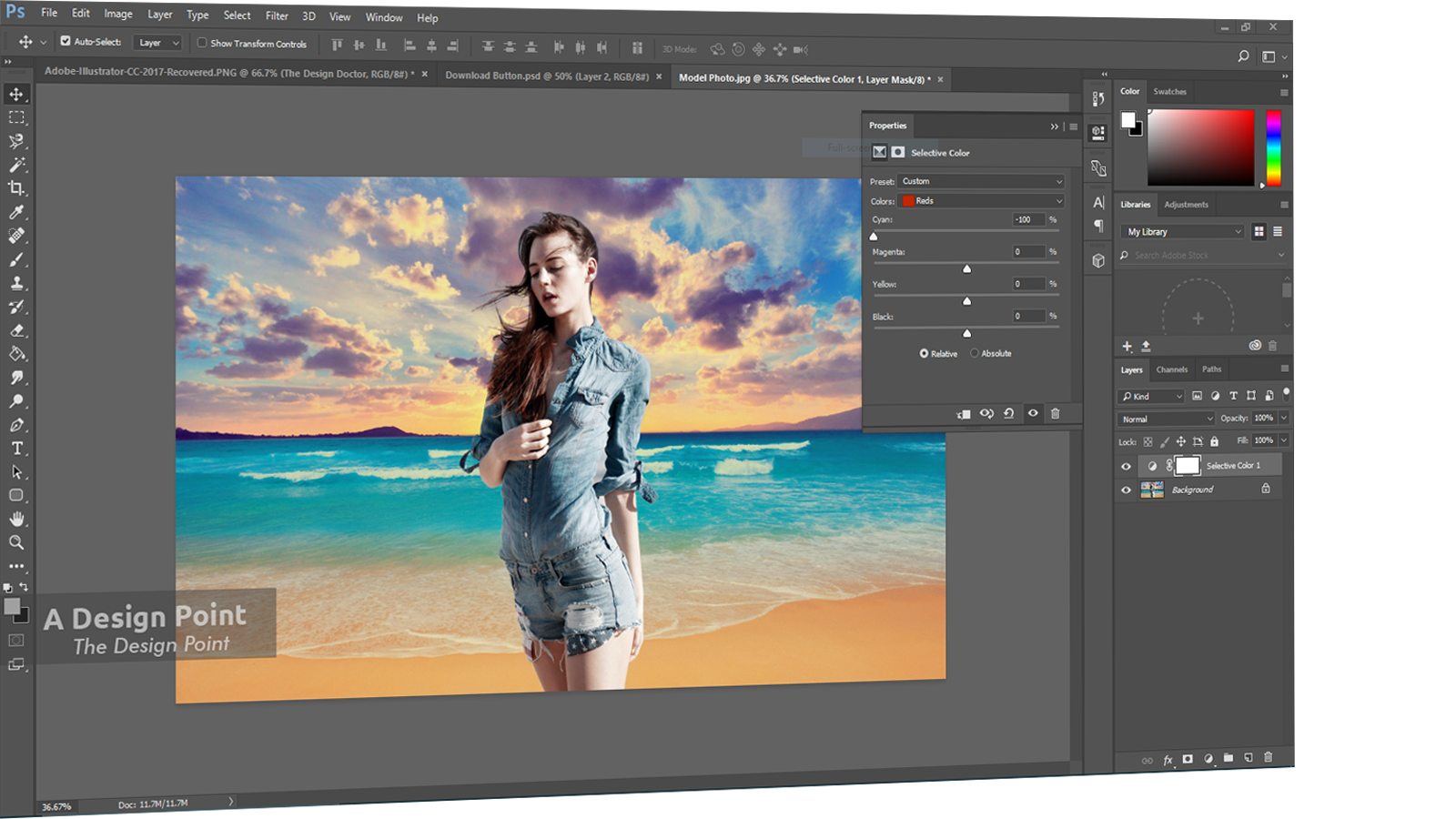 adobe photoshop cc 2017 crack only free download