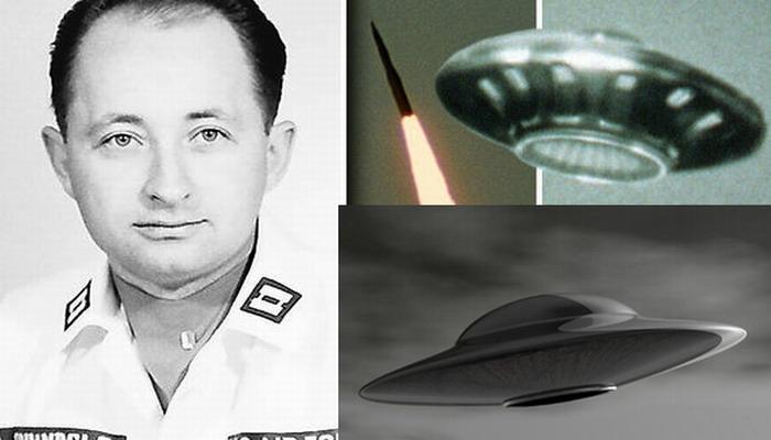 UFO κατέστρεψαν πυρηνικά όπλα το 1966 λέει αξιωματικός της Πολεμικής Αεροπορίας των ΗΠΑ
