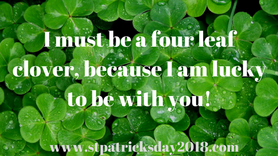 Happy St Patrick day 2018 friendship quotes