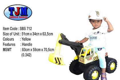 Toko Grosir Mainan Lokal Termurah di Asemka (Plus Info Tentang Produsen dan Jenis Mainannya)