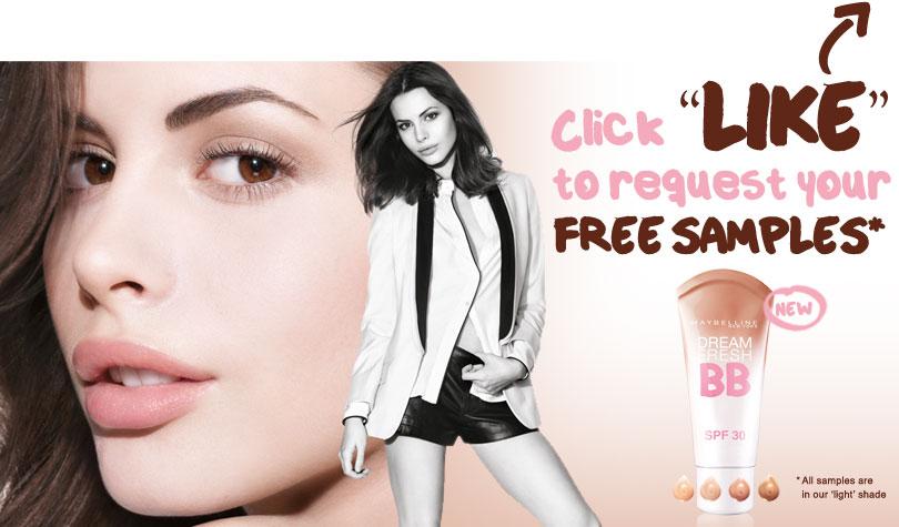 Free Sample Of Maybelline Dream Fresh Bb Cream Worldwide Free
