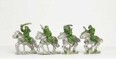 Irregular Arab Cavalry