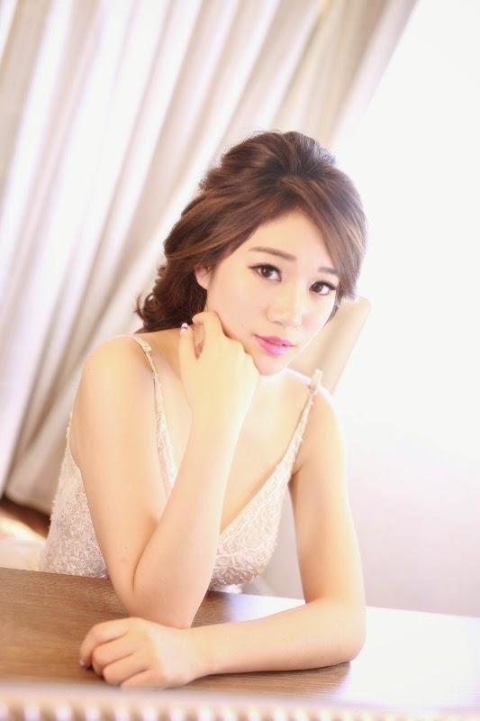 demure bride