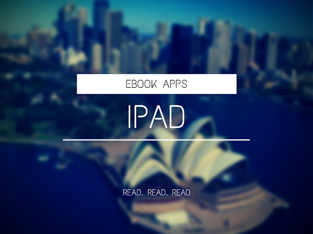 eBook Reader Apps for iPad