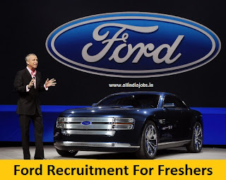 Ford Recruitment