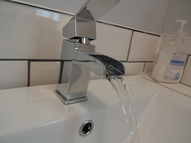 Waterfall Mixer Tap