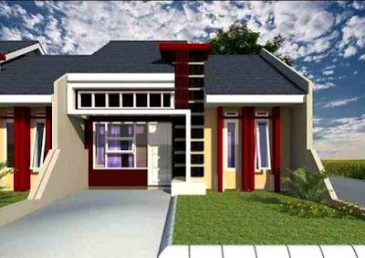 550 Gambar Rumah Minimalis Sederhana Tapi Menawan HD Terbaru