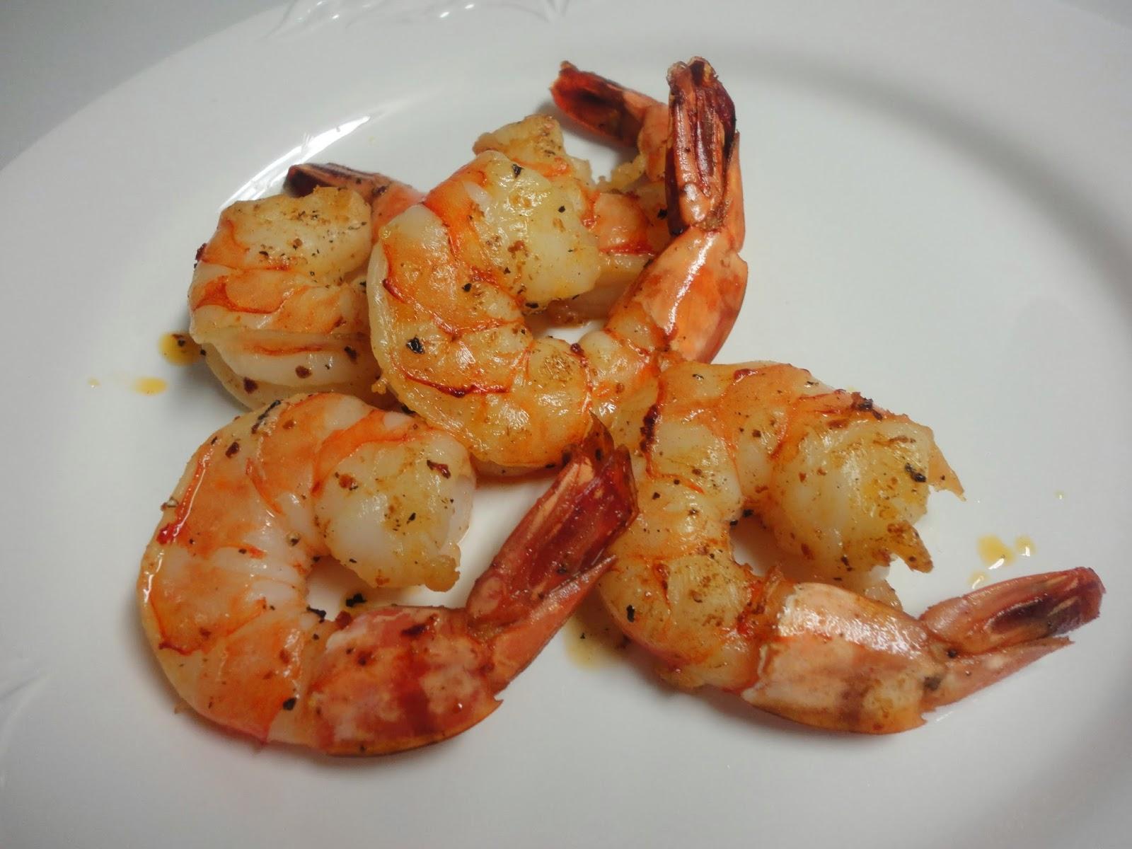 Shrimp, Corn and Avocado Quesadillas and Ina Garten's recipe for