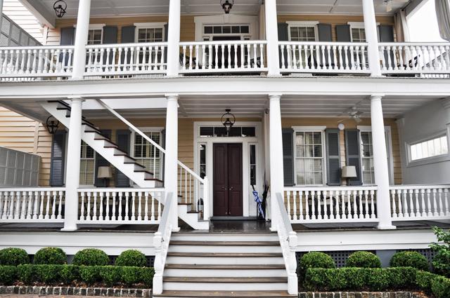 Zero George Street, Charleston