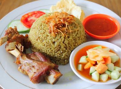 Resep Nasi Kebuli Kambing Sederhana Khas Arab