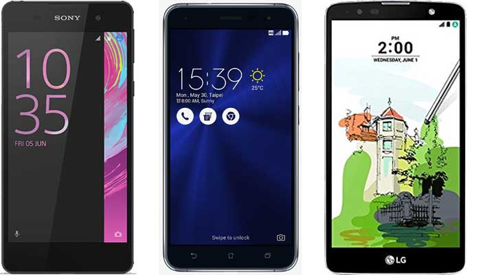 4 Smartphone Yang Dirilis Pada Bulan Juni 2016