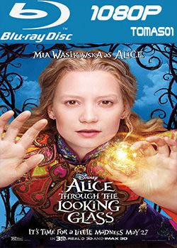 Alicia a través del espejo (2016) BDRip 1080p DTS