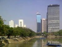 5 Tahun Perahu Aluminium Sampah membersihkan Jakarta