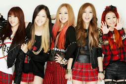 Girls Band Korea Ini Lupa Pakai CD Lihat Apa Yang Terjadi Diatas Panggung