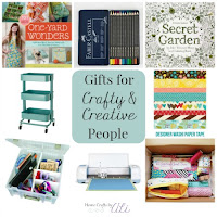Gift Guide for Crafty and Creative people