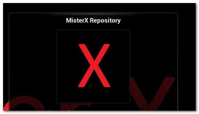 misterx reposistory