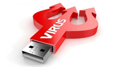 Tanda - Tanda Serangan Virus Pada Flashdisk