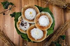 How to Make Serabi Solo Indonesian Cake