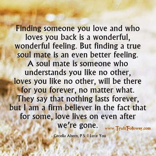 Love Finds You Quote: Search For Love Quotes, Finding Someone You Love Is A