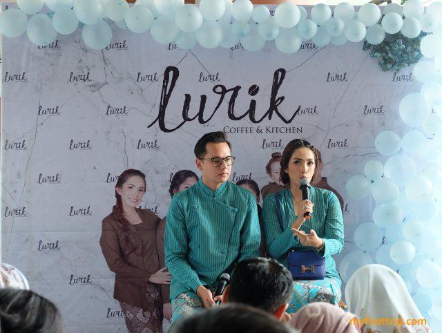 Lurik Coffee & Kitchen lippo mall kemang