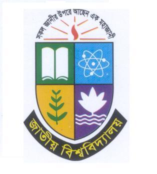NU Admission result 2016