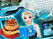 Play the best free online girl games, enjoy Elsa Sweet Shop and all Frozen games only on GamesGirlGames.com. Elsa has opened a sweets shop and she needs your help to bake some delicious cakes and other tasty treats. Let´s enter the bakery and find the needed ingredients for baking a cake. Next, follow the recipe and prepare the delicious mixture. After you bake it, it is time to decorate the amazing cake. Use your imagination and make Elsa s cake look great. Now we can all have a slice.
