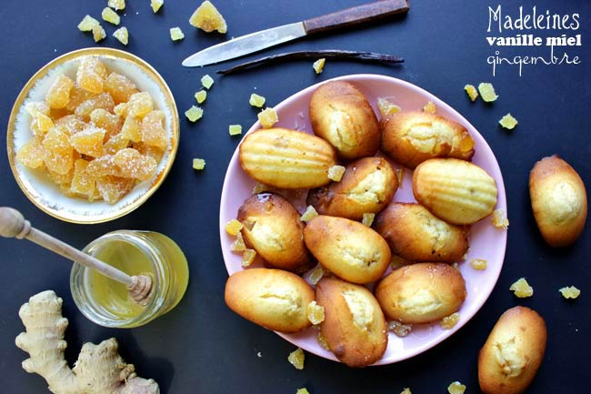 madeleines i cookin