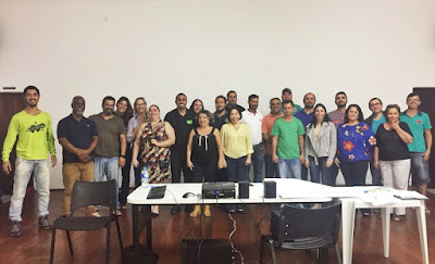 COMTUR de Miracatu e Juquiá se reúnem para participar de capacitação.