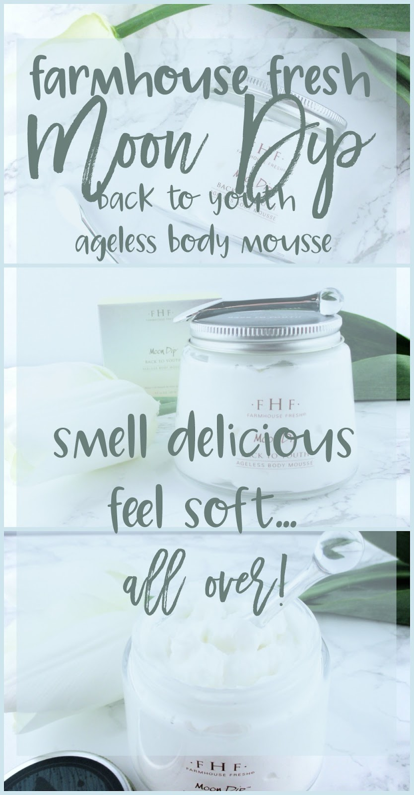 Have You Tried Farmhouse Fresh Moon Dip Back to Youth Ageless Body Mousse?