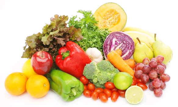 cara mengkonsumsi buah dan sayur