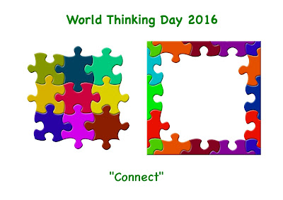 Activities and Free Resources for  Girl Scout World Thinking Day 2016